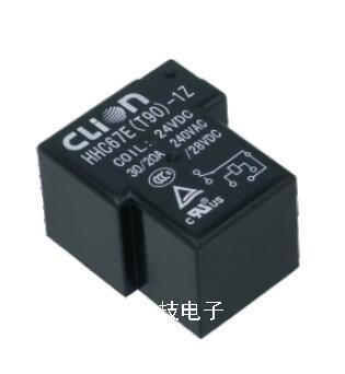 HHC67E-30A-1Z-12VDC